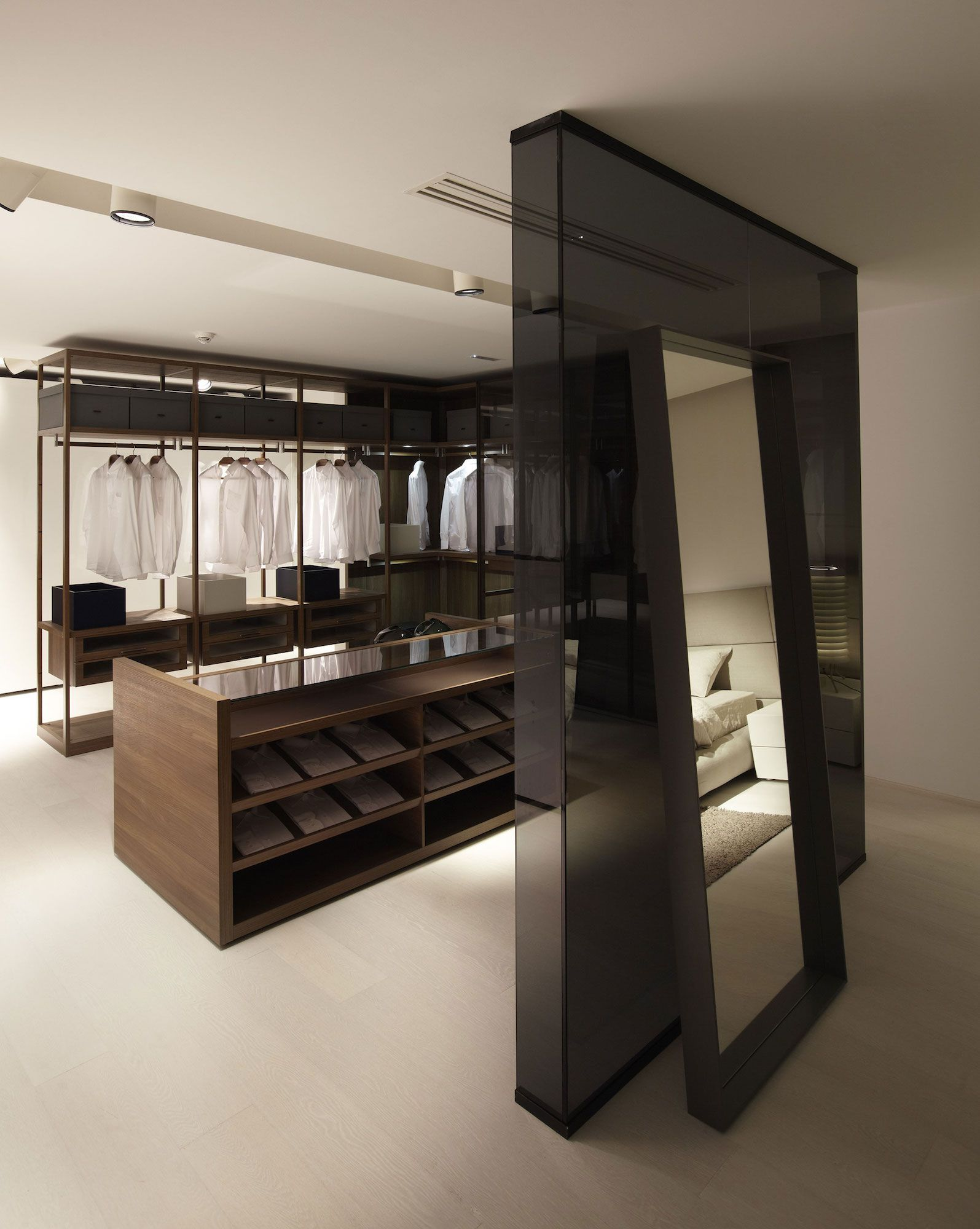 Bestetti Associati Studio wardrobe design