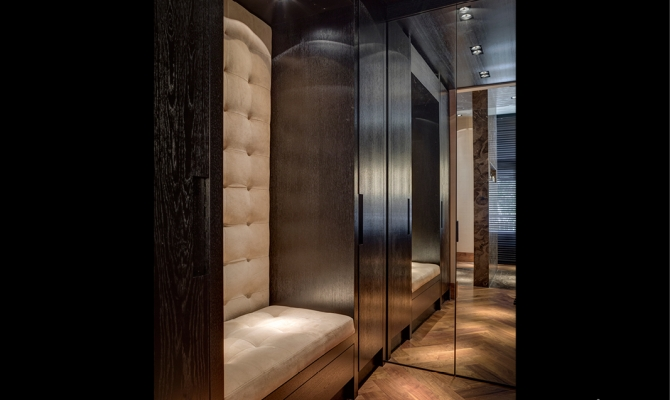 luxury wardrobe design from wolterinck
