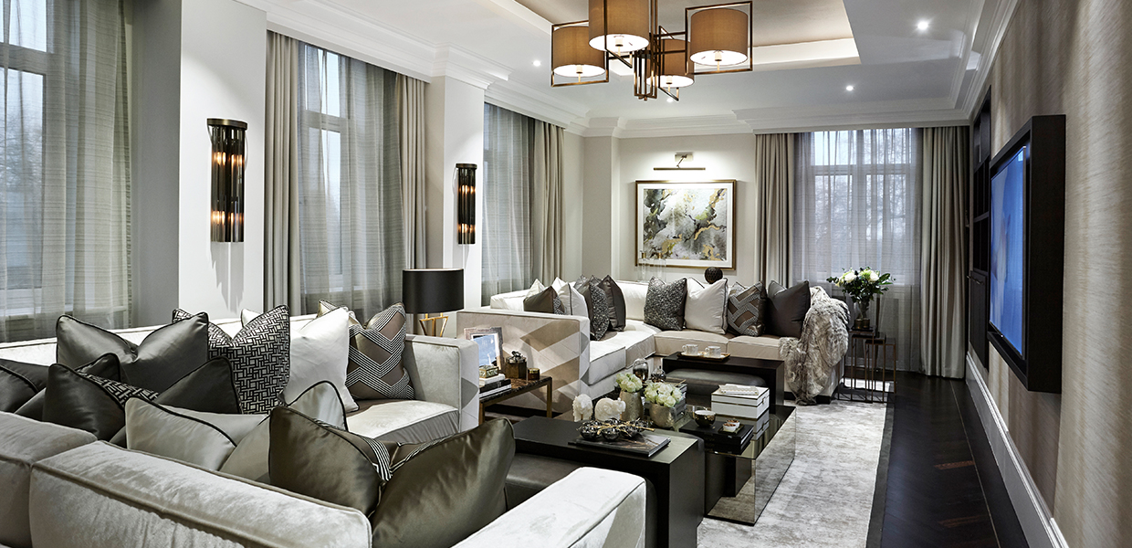 Bailey London Luxury Interior Design